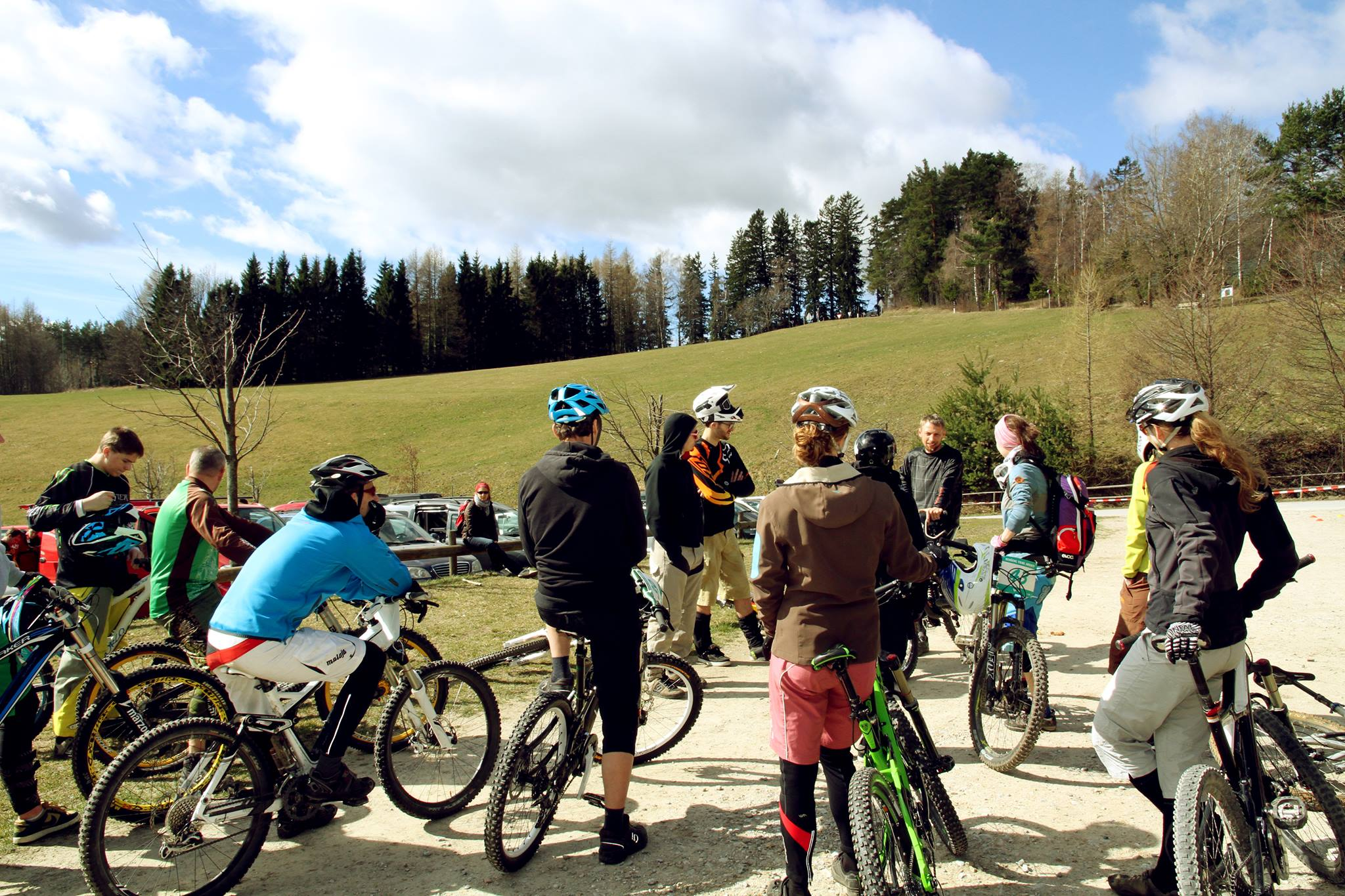 salzburg singletrail The park is not only for those riders who want to try out plenty of mountain bike dh trails innsbruck or salzburg (singletrail) erstreckt sich von.
