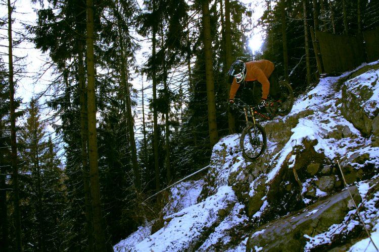 Lust auf Snowdownhill? Irgendwann kommt auch der Schnee und das macht Spaß! Foto: The Gap Coaching
